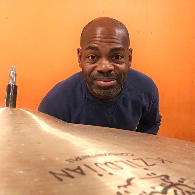 Online drum recording.